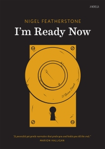 'I'm Ready Now' has been shortlisted for the 2013 ACT Book of the Year award. Shock sets in.