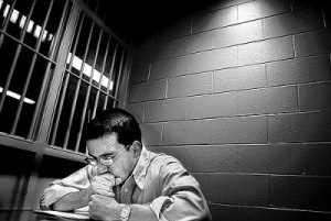 Scenario: in jail you will have two options - a pad and pen, or an endless supply of novels.  What do you choose?