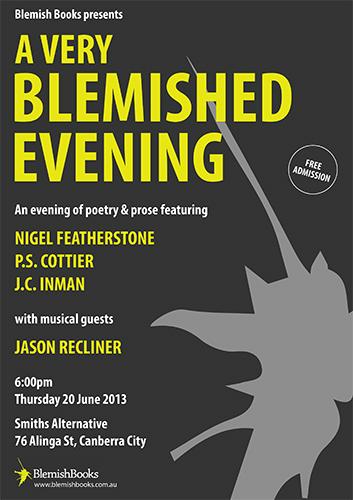Blemished Evening Flyer