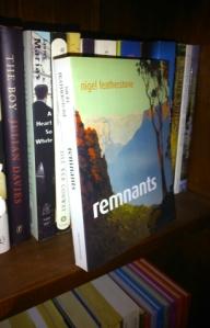 Remnants: humble, inexplicable.