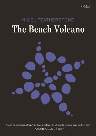 The Beach Volcano cover: stony, bony goodness.
