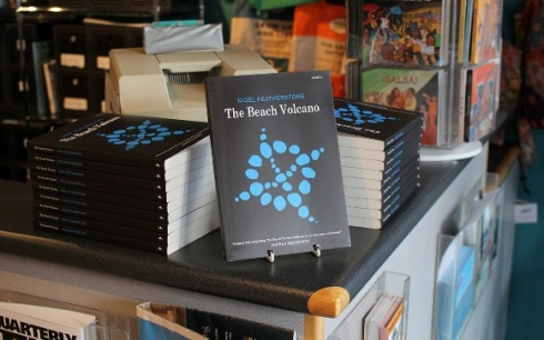 The Beach Volcano: ready to sell itself for the world.
